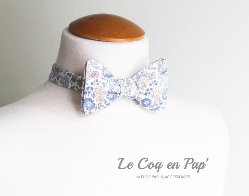 Liberty-noeud-papillon-bleu-parme-Le-Coq-en-Pap