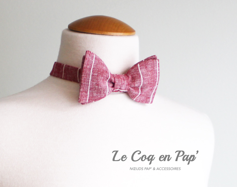Noeud-papillon-chambray-bordeau-lecoqenpap