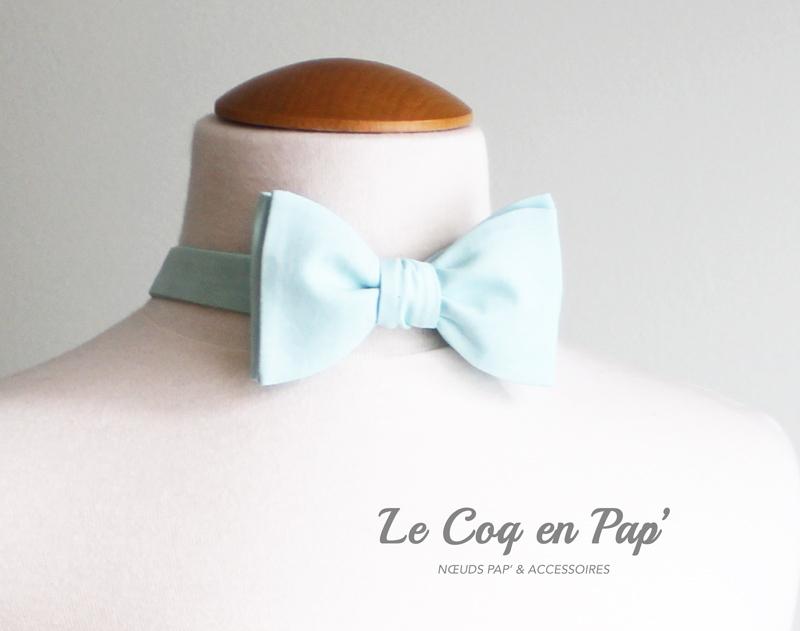 Noeud-papillon-uni-vert-dau-Le-Coq-en-Pap.