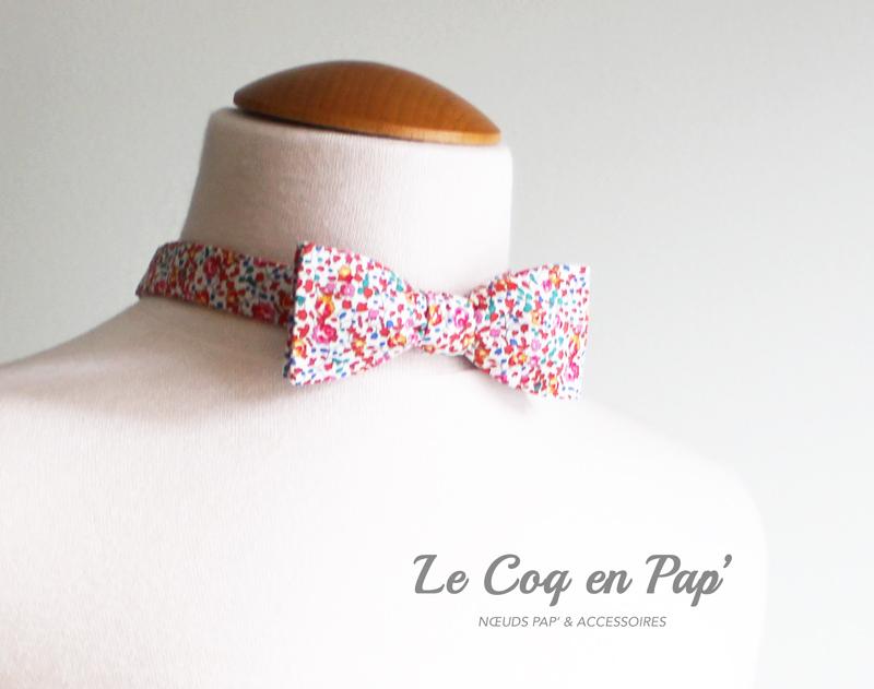 fleuri--noeud-papillon-liberty-Le-Coq-en-Pap