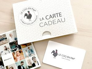 Le Coq en Pap' - Carte cadeau