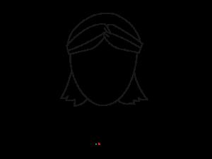 Le Coq en Pap' - Bandeau Tissus au choix