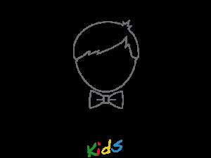 Le Coq en Pap' - Bandeau Enfant Tissus au choix