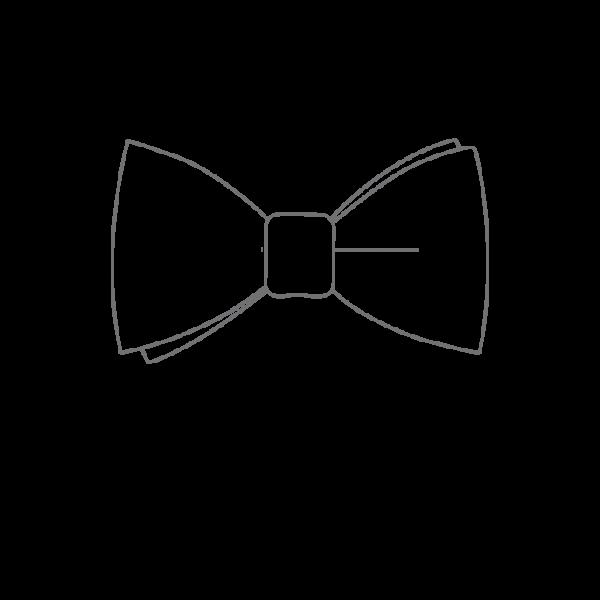 Le Coq en Pap' - Noeud papillon Tissu et Forme au choix