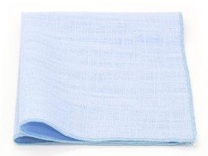 Le Coq en Pap' - Lin uni Bleu Ciel - Pochette
