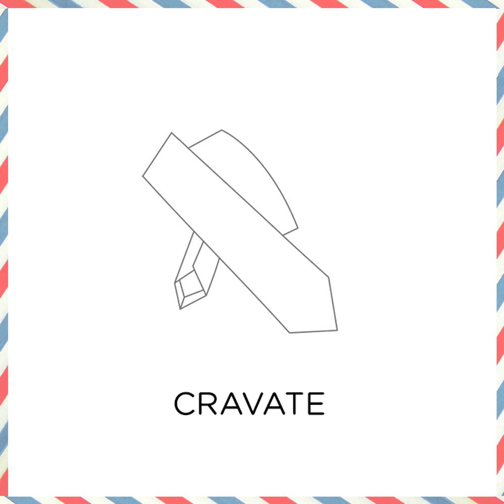 Parce que nous sommes d'une grande ouverture d'esprit ;-) nous fabriquons aussi les cravates. Découvrez notamment nos cravates en lin de qualité fine !
